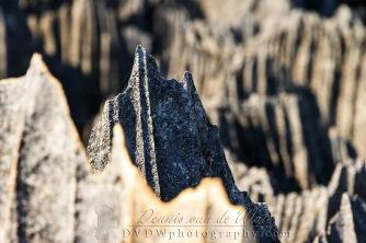 The sharp limestone
